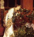 Alma Tadema In the Peristyle2