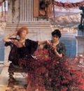 Alma Tadema Love s Jewelled Fetter
