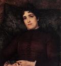 Alma Tadema Mrs Frank D  Millet