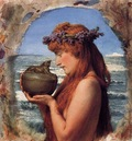 Alma Tadema Pandora