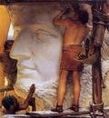 Alma Tadema Sculptors in Ancient Rome