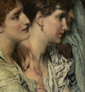 Alma Tadema Sir Lawrence An Audience