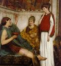 Alma Tadema Sir Lawrence The Soldier Of Marathon