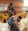 Alma Tadema The Coliseum