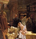 Alma Tadema The Picture Gallery