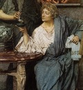 Alma Tadema The Roman Wine Tasters
