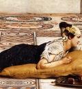 Alma Tadema Water Pets