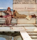 Alma Tadema Xanthe and Phaon
