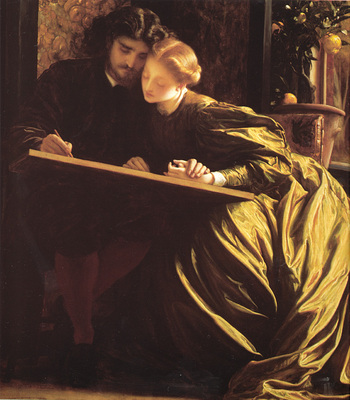 Leighton The Painter s Honeymoon