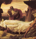 Leighton Hercules Wrestling with Death