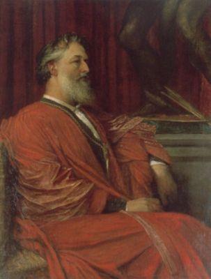 Frederic Lord Leighton PRA 11 2x85cm