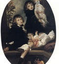 Ida Adrian and Frederic Marryat