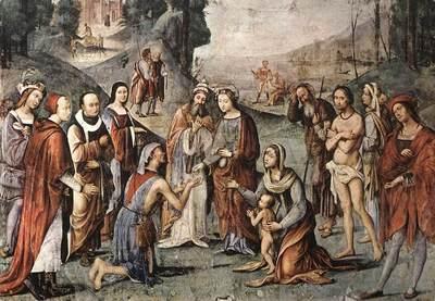 COSTA Lorenzo St Cecilys Charity