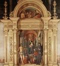 COSTA Lorenzo Madonna And Saints