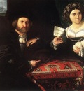 lotto lorenzo husband and wife