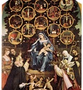 lotto lorenzo madonna of the rosary