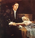Lotto Lorenzo Portrait of a Gentleman in his Study c1527