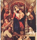 Madonna and Child with Sts Dominic Gregory and Urban WGA