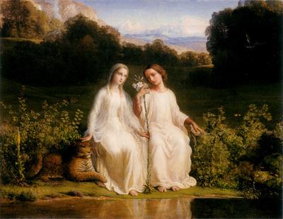 janmot louis le poeme de l ame 11 virginitas
