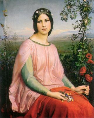 janmot louis les fleurs des champs