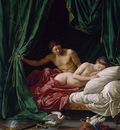 Lagrenee Louis mars and venus