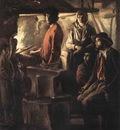 Le Nain Louis Blacksmith At His Forge