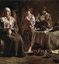 Le Nain Louis Peasant Family
