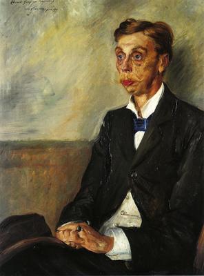 Cointh Lovis Portrait of Eduard Count Keyserling