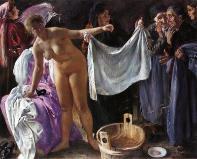 Corinth Lovis Witches