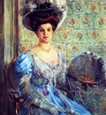 Cointh Lovis Portrait of Eleonore von Wilke Countess Finkh