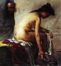 Corinth Lovis Susanna and the Elders Second Version