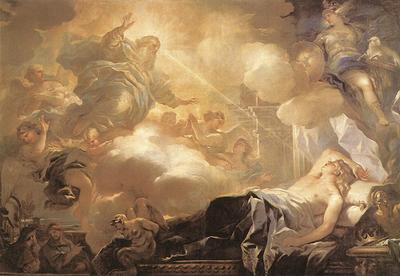 GIORDANO Luca Dream Of Solomon