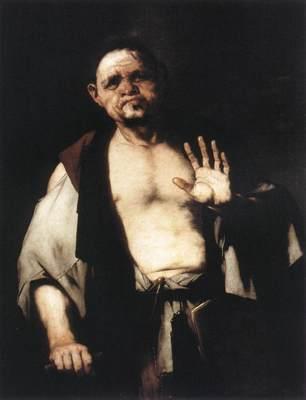 GIORDANO Luca The Philosopher Cratetes