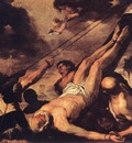 GIORDANO Luca Crucifixion Of St Peter