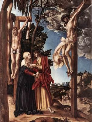 CRANACH Lucas the Elder Crucifixion