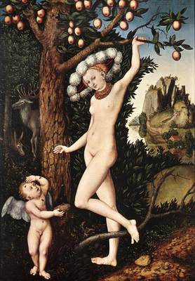 CRANACH Lucas the Elder Cupid Complaining To Venus