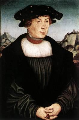 CRANACH Lucas the Elder Hans Melber