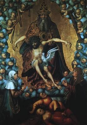 CRANACH Lucas the Elder The Trinity