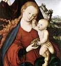 CRANACH Lucas the Elder Madonna And Child