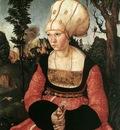 CRANACH Lucas the Elder Portrait Of Anna Cuspinian
