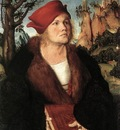 CRANACH Lucas the Elder Portrait Of Dr Johannes Cuspinian