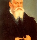 CRANACH Lucas the Elder Self Portrait