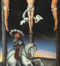 CRANACH Lucas the Elder The Crucifixion With The Converted Centurion