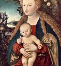 CRANACH Lucas the Elder Virgin And Child