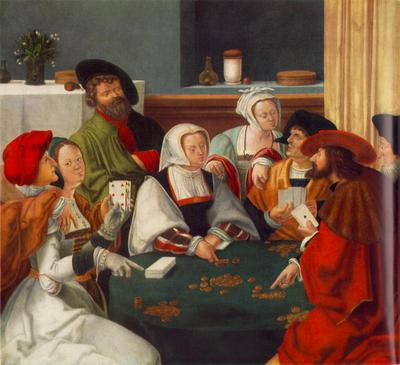Card Players WGA