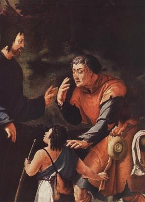 Christ Healing the Blind detail WGA
