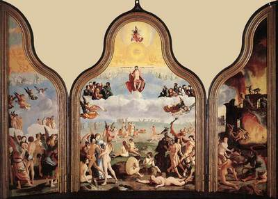 The Last Judgment WGA