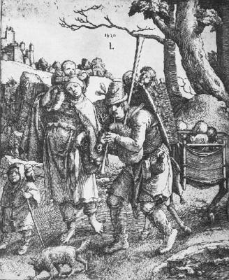 Wandering Beggars WGA