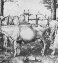 LUCAS van Leyden Milk Maid