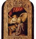 Leyden Lucas Huyghz Van Saint Matthew The Evangelist